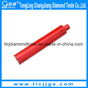 Vacuum Brazed Diamond Drill Bits for Drilling Marble pictures & photos