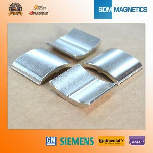 Customized Casting Tile Neodymium Magnet N54 pictures & photos