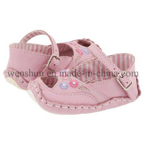 Beauty Pink Genuine Leather Infant Shoe Ty7105