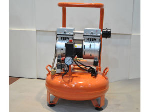 Oil Free Oilless Silent Dental Air Compressor Pump Motor (Hw-550/15) pictures & photos