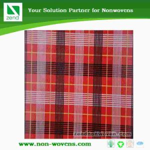Printed Nonwoven Fabric (Zend 05-023) pictures & photos