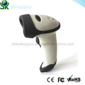 Economic Laser Barcode Scanner (SK 2806+) pictures & photos