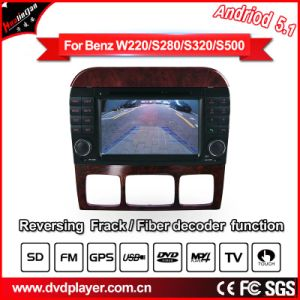 Android GPS Navigation Tracker for Mercedes Benz S-Class Car DVD Player Tracking Device pictures & photos