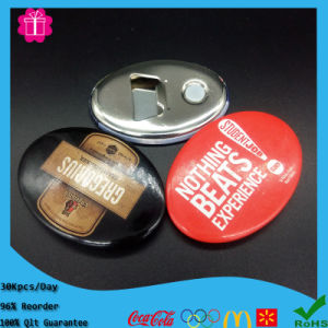2015 High Quality Tin Bottle Opener with Clip Magnet Multi-Functional pictures & photos