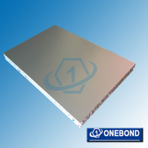 Anodized Finish Aluminium Honeycomb Panel pictures & photos