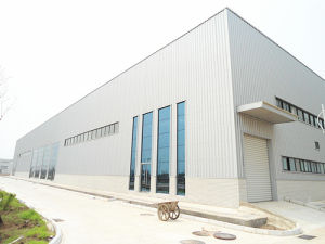 Light Weight Modular House and High Performance Steel Structure Warehouse Xgz13 pictures & photos