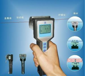 Digital Electronic Tension Meter (DTM101) for Yarn Copper Wire Fibre Tension Meter pictures & photos