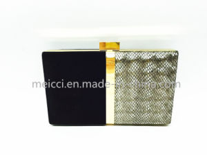 Ladies Eveningbag, 2017 Fashion Clutch Bag Mz-0415 pictures & photos