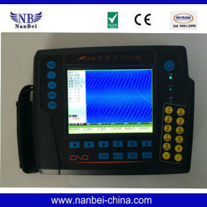 LCD Digital Real-Time Curve Display Ultrasonic Flaw Detector pictures & photos