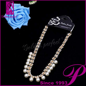 China Supplier Supply Fashion Necklace for Ladies (GP-NL-G001)