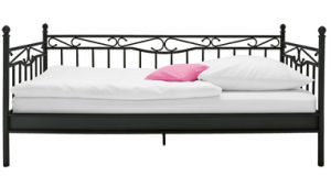 Metal Daybed/ Steel Day Bed 3ft Single Stylish Design pictures & photos