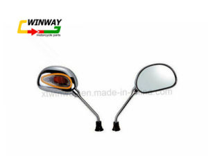 Ww-7521 Dy100 Rear-View Mirror Set, Motorcycle Mirror pictures & photos