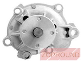 Automotive Water Pumps for Toyota #1610079035 (ZD-P-T107)