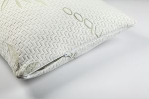 New Design Shredded Memory Foam Bamboo Pillow pictures & photos