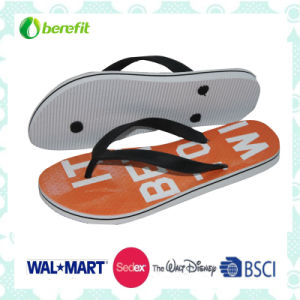 PVC Upper and PE Sole, Confortable Wear Feeling, Men′s Slippers pictures & photos
