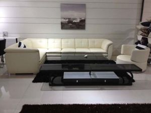 2014 Leather Sofa, Modern Sofa, Full Leather Sofa