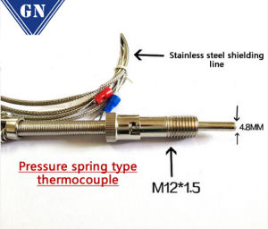 Compressed Spring Thermocouple pictures & photos