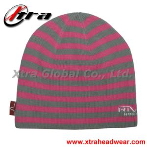 Beanie Hat for Lady (XT-W010) pictures & photos