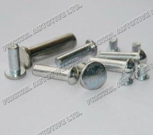 Solid Rivet, Clutch Disc Rivet, White Zinc Plating (DBX-BS) pictures & photos