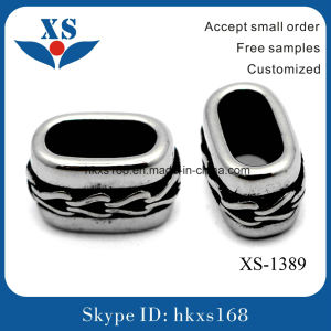 Hot Selling Custom Stainless Steel Logo Bead pictures & photos