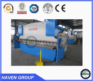 Hydraulic Metal Sheet Plate Bending Machine pictures & photos