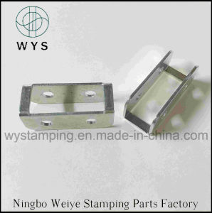 Zinc Plated Metal Stamping Parts (WYS-S115)