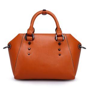 2016 Newest Leather Shoulder Designer Tote Fashion Bag pictures & photos
