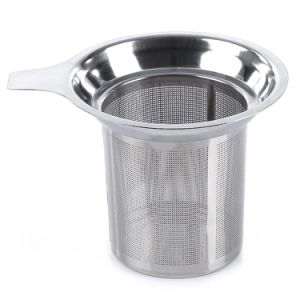 100 150 Micron Stainless Steel Mesh Filter Pitcher 32 Oz 64oz Mason Jar Cold Brew Coffee Maker Filter pictures & photos