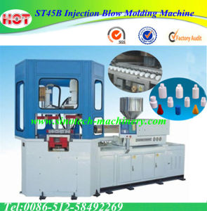 ST45B Injection Blow Molding Machine pictures & photos