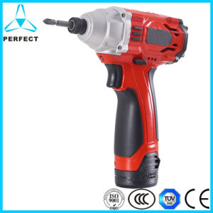 100n. M DC Motor Cordless Impact Screwdriver pictures & photos