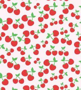 Fruit Printing 600d Fabic for School′s Bags! pictures & photos