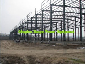 Galvanized/Painting Light Steel Structure Construction pictures & photos