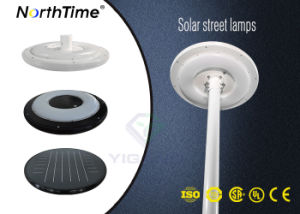 IP65 Round Shape 20W Slaor Street Light with Phone APP and Light Sensor pictures & photos