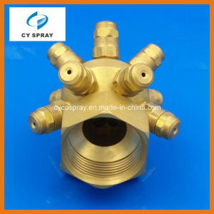 Brass Material Tankjet Nozzle pictures & photos