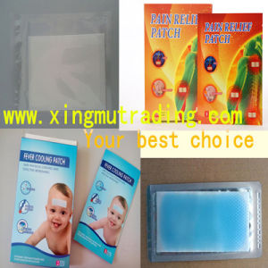 Cooling Gel Sheet and Pain Relief Patch (XMFEPO14)