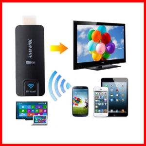 Miracast Dlna Airplay 1080P Multi-Media TV Dongle WiFi HDMI Measy TV Stick pictures & photos
