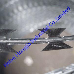 Single Razor Wire Coil Made in China