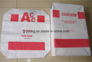 Plastic Valve Bag for Packing Flour Salt Sugar
