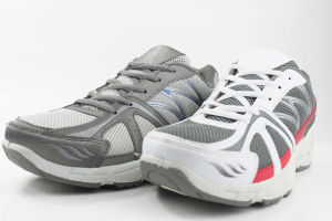 Classic Sports Shoes with PVC Injection Outsole (SNS-01018) pictures & photos