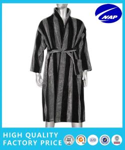 100% Cotton Comfortable Bathrobe Hotel Bathrobe Dress Bathrobe