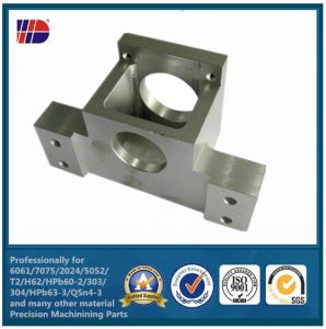 Precision CNC Machining Aluminum Part / CNC Machine Part pictures & photos