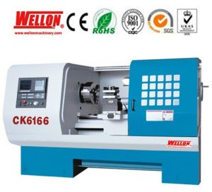 Horizontal CNC Lathe Machine (Precision CNC Lathe CK6150 CK6156 CK6166) pictures & photos