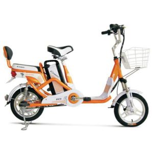 Simple Style Electric Bike with Lithium Battery (TDT501Z) pictures & photos