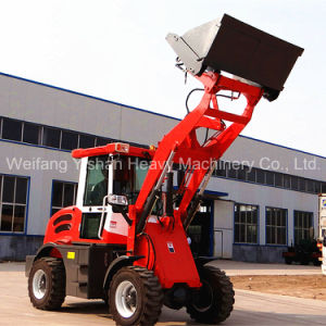 1.5ton Small Wheel Loader for Sale pictures & photos