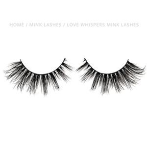 100% Real Mink False Eyelashes