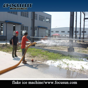 15t Flake Ice Making Machine Automatic pictures & photos