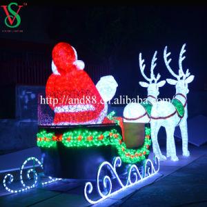 Christmas Santa Claus Light pictures & photos