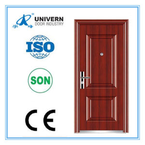 High Quality and New Design Steel / Metal Security Doors (YF-S31) pictures & photos