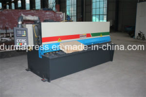 QC12y-4*2500 Hydraulic Shearing Machine for 4mm M S Steel Cutting pictures & photos