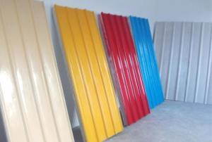 (0.14mm-0.8mm) Pre-Painted Galvanized Corrugated Steel Sheet pictures & photos